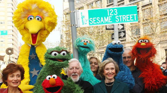 A Conversation With the Man Behind Big Bird and Oscar the Grouch