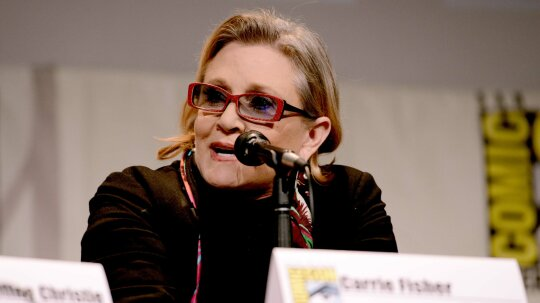 The Cast of 'The Last Jedi' Remember Carrie Fisher