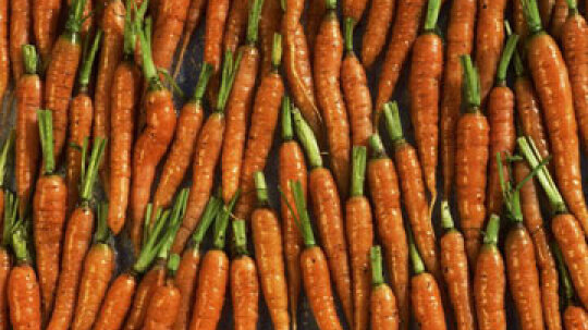 Carrots: Natural Weight-Loss Food