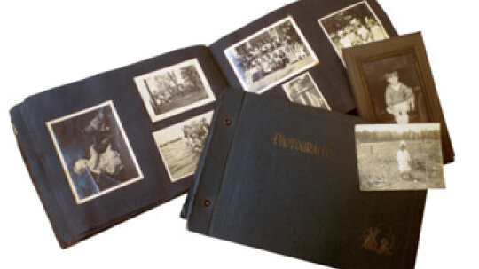 How should you catalog your family photos?