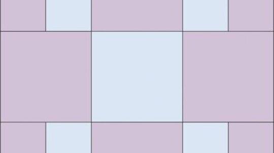 Chain (Variation) Quilt Block