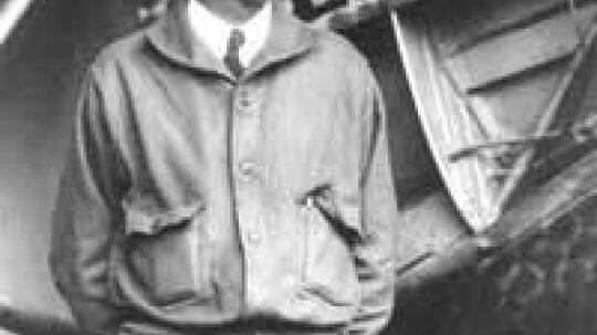 Charles Lindbergh's Transatlantic Flight