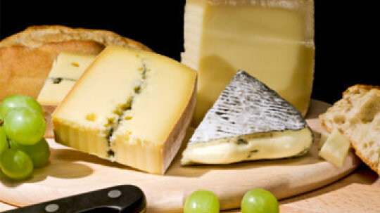 Say Cheese! Eat This Instead of a Sweet Dessert