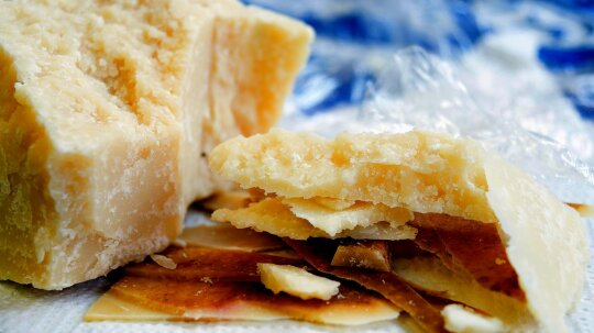 Don't Toss Those Cheese Rinds! 4 Ways You Can Totally Use Them