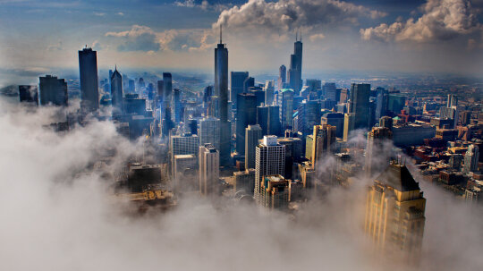 Is Chicago the windiest city in the U.S.?