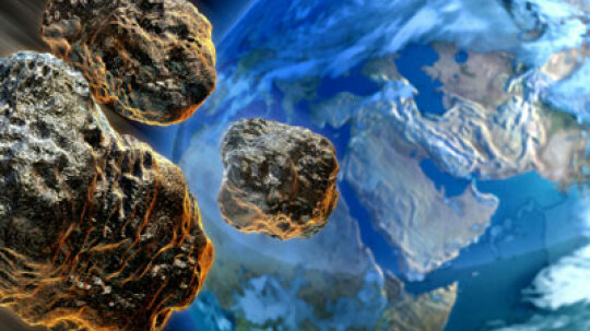 What if the Chicxulub meteor Had Missed the Earth?