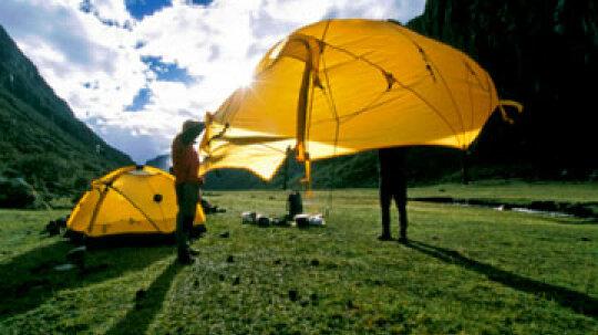 How to Choose a Good Campsite