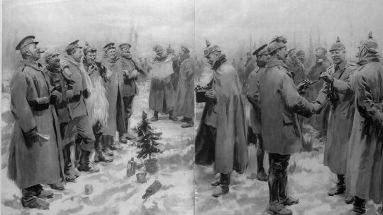 What Was the Christmas Truce?