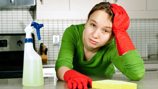 Hired Help vs. Elbow Grease: What's the most affordable way to clean?