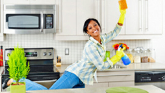 5 Ways to Get in a Cleaning Mood