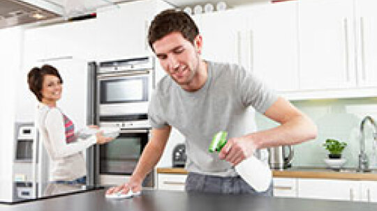 How to Make Housecleaning Fun