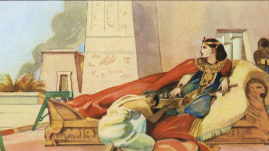 5 Things Everyone Gets Wrong About Cleopatra
