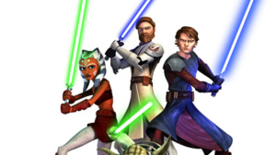 Inside 'Star Wars: The Clone Wars'