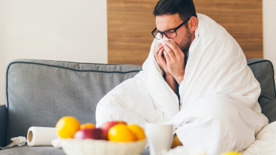 Quiz: What's the difference between flu and a cold?