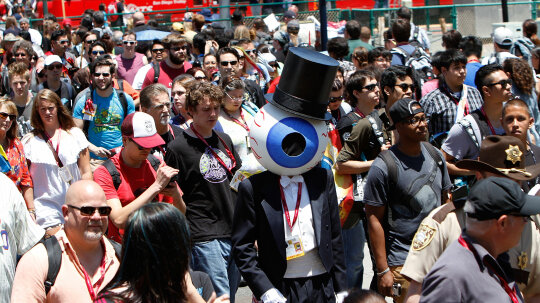 How Comic-Con Came to Rule the Pop Culture World