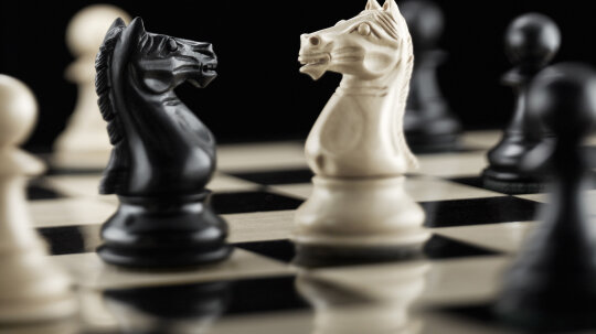 What computer defeated a champion chess player?