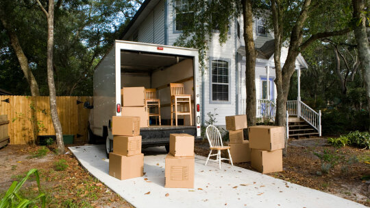 5 Things You Should Do One Week Before You Move