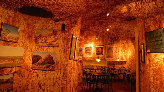 In Coober Pedy, Australia, Everyone Lives Down Under – Ground That Is