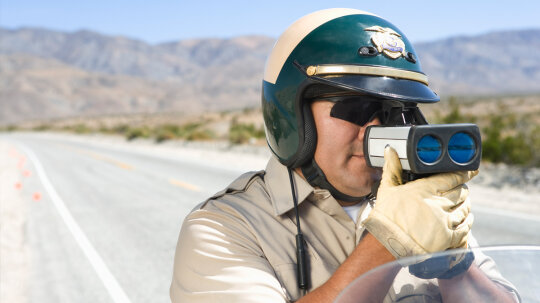 Do police really have speeding ticket quotas?