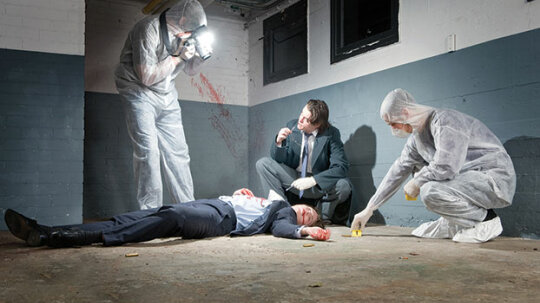 How Crime Scene Photography Works