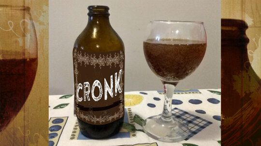 Never Heard of the Slightly Boozy Old-time Drink Cronk? You Will