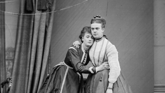The Scandal of the Cross-Dressing Men of Victorian England