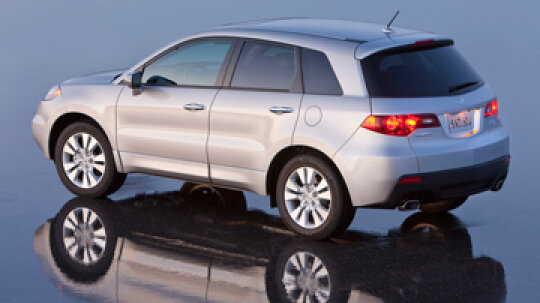 What are the benefits of crossover vehicle design?