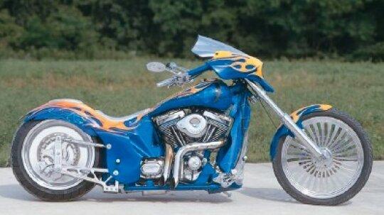 Custom Shop Cycles Pro Street: A Chopper Profile