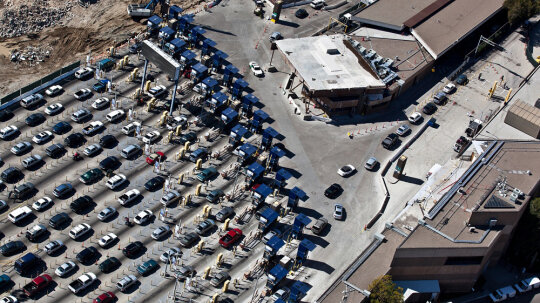 How the U.S. Customs Service Works