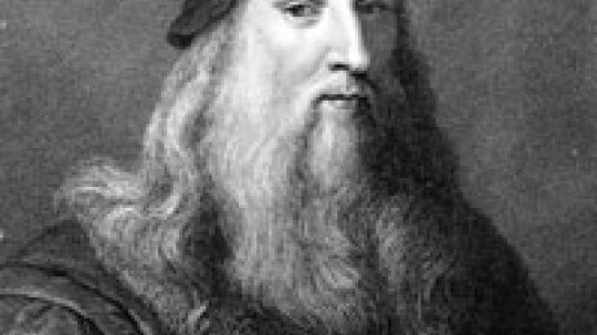 Did da Vinci really sketch a primitive version of the car?