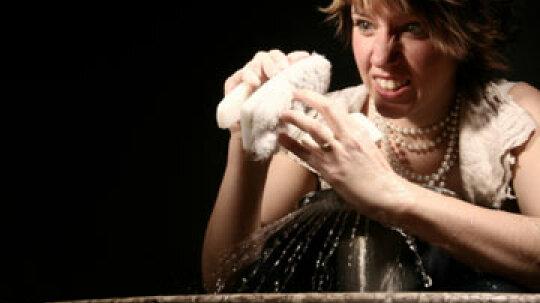 Can I damage my skin by scrubbing too hard?
