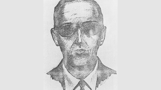 How the Hunt for D.B. Cooper Worked
