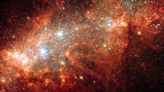 What are dark matter and dark energy?