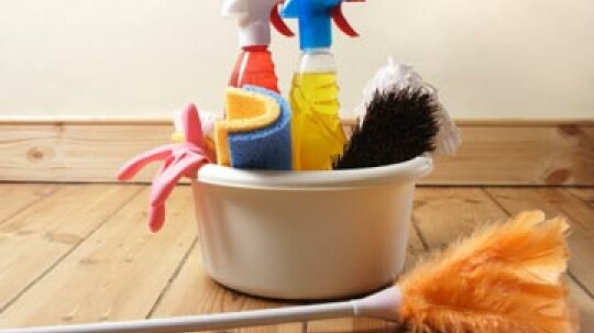 Must Have Items for a Clean Home