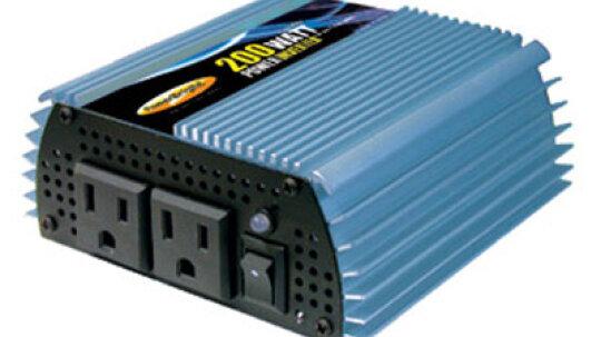 How DC/AC Power Inverters Work