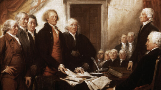 Think the Founding Fathers Were a Bunch of Old Men? Think Again
