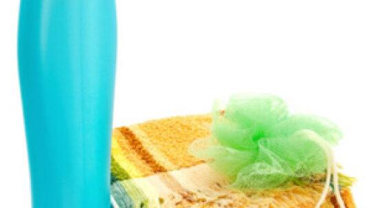 Do deodorizing body washes just mask odors?