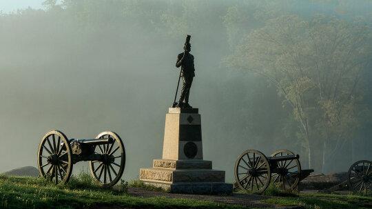 The Ghosts of Gettysburg's Devil's Den