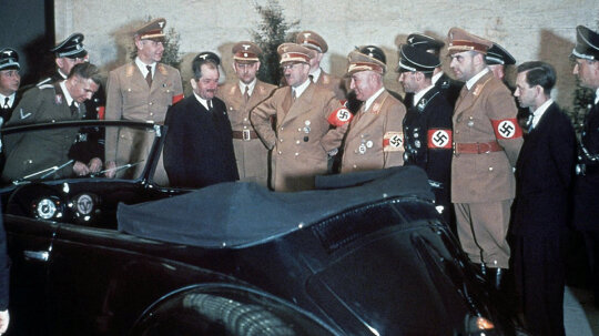 Did the Nazis invent the Volkswagen Beetle?