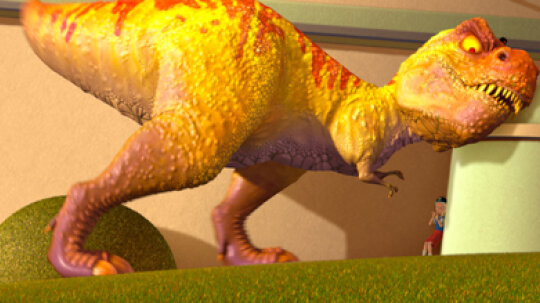 How is digital 3-D different from old 3-D movies?