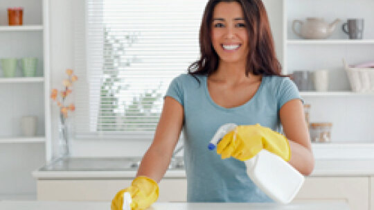 5 Tips for Disinfecting Your Countertops