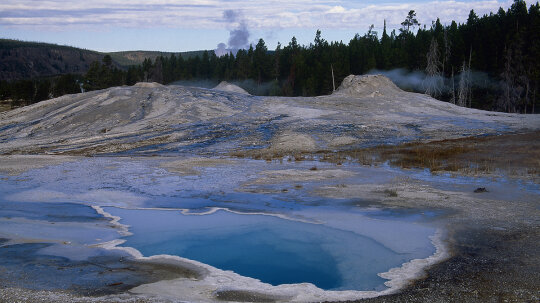 What if we drilled into a supervolcano?