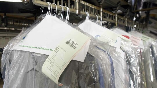 How Dry Cleaning Works
