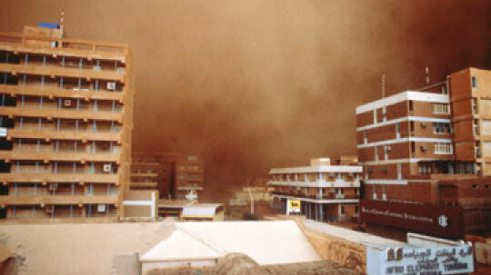 How Dust Storms Work
