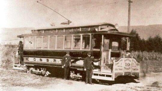 Early Twentieth Century Railroads