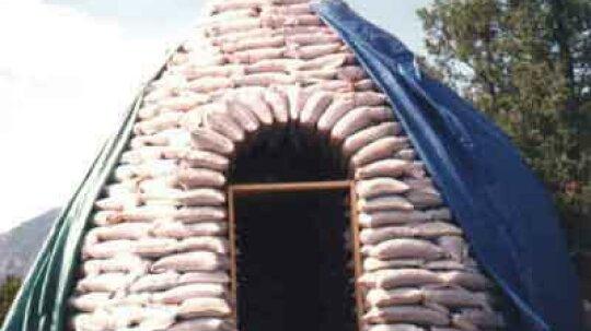 How Earthbag Homes Work