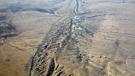 Rising Rock: Earth's Crust Has Its Own Tides, Too