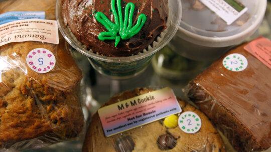 What if you eat marijuana?