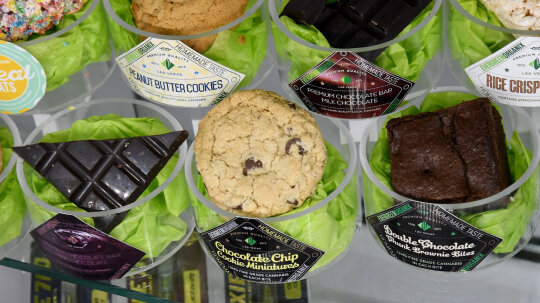 Marijuana Edibles: Not Such a Treat