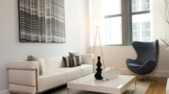 What are efficiency apartments?